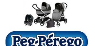 Krzesełka, wózki i foteliki PegPerego