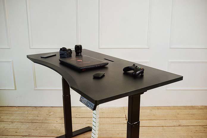 Nowe biurko