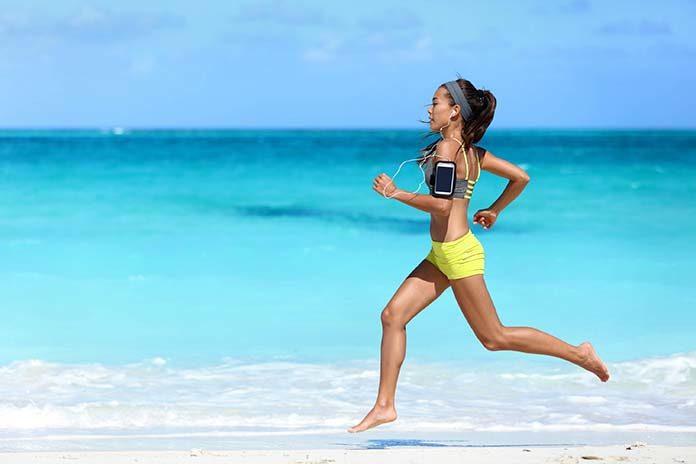 Wybór biustonosza do biegania