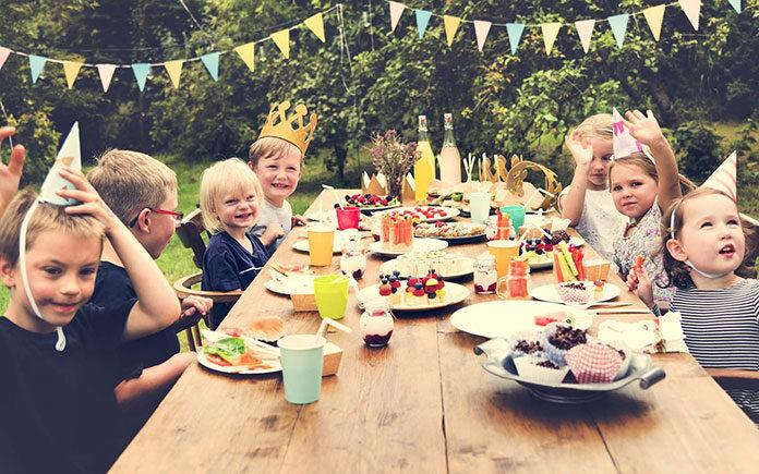 Urodziny w ogrodzie - jakie zaproponować rozrywki