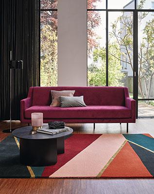 Jak wybrać dywany do biura