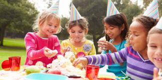 Organizujemy urodzin dla dzieci