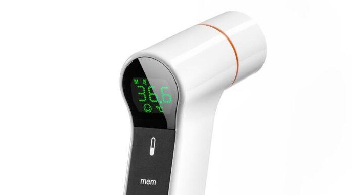 termometr Meriden