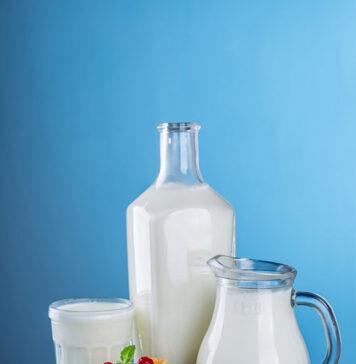 mleka roślinne